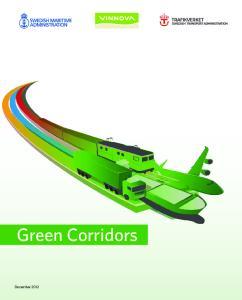 Green Corridors December 2012