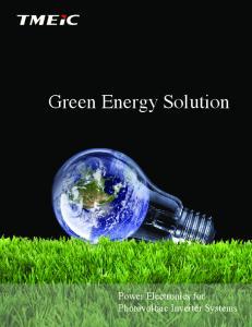 Green Energy Solution