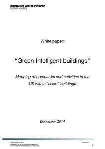 Green Intelligent buildings