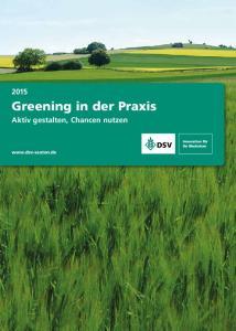 Greening in der Praxis
