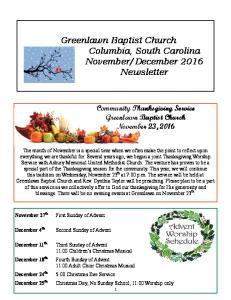 Greenlawn Baptist Church