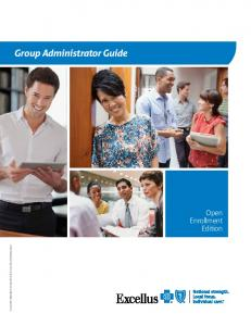 Group Administrator Guide