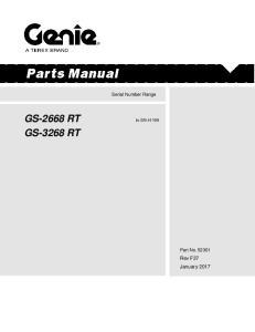 GS-2668 RT GS-3268 RT