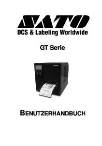 GT Serie BENUTZERHANDBUCH
