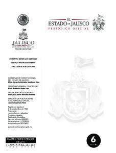 GUADALAJARA, JALISCO SECCIÓN X