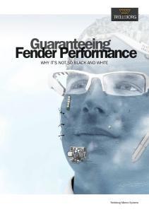 Guaranteeing Fender Performance