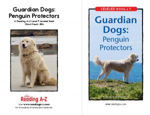 Guardian Dogs: Penguin Protectors