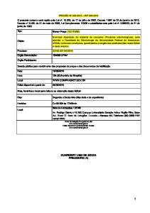 GUARNIERY LIMA DE SOUZA PREGOEIRO (A)