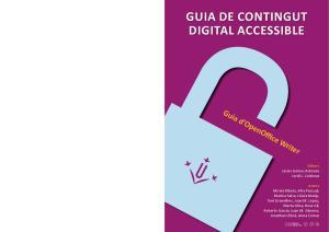 Guia de contingut digital accessible