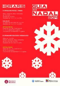 GUIA DE NOVETATS NADAL 2014