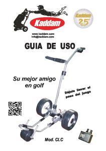 GUIA DE USO Mod. CLC