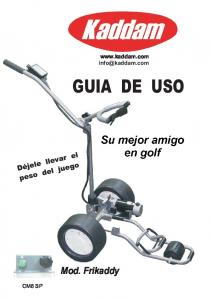 GUIA DE USO Mod. Frikaddy CM8 SP