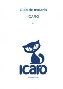 Guia de usuario ICARO