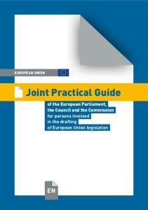 Guide. Joint pratique Practical Guide. commun