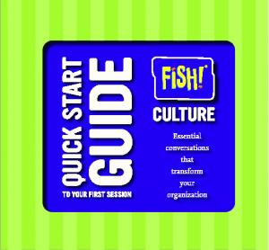 GUIDE QUICK START CULTURE TO YOUR FIRST SESSION. Essential conversations that transform your organization