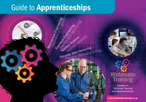 Guide to Apprenticeships