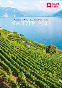 Guide to buying property in. Switzerland