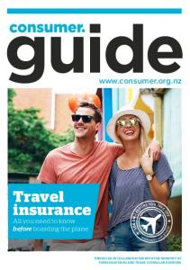 guide Travel insurance  All you need to know before boarding the plane
