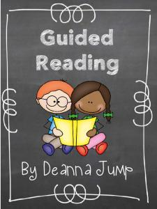 Guided Reading. By Deanna Jump