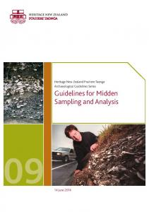 Guidelines for Midden Sampling and Analysis