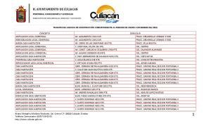 H. AYUNTAMIENTO DE CULIACAN