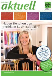 Haben Sie schon den perfekten Businesslook? Mehr auf Seite 1