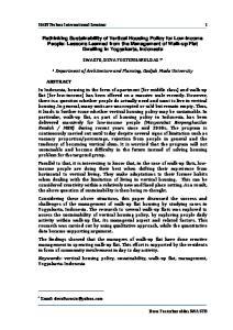 HABITechno International Seminar 1