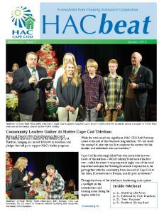 HACbeat Volume 25, Issue 1 January 2016
