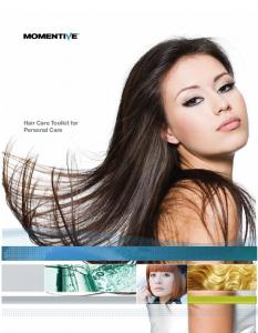 Hair Care Toolkit for Personal Care