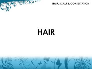 HAIR HAIR, SCALP & CONSULTATION