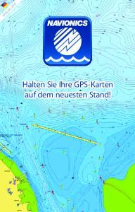 Halten Sie Ihre GPS-Karten auf dem neuesten Stand!