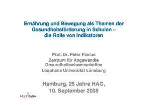 Hamburg, 25 Jahre HAG, 10. September 2008
