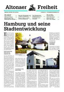 Hamburg und seine Stadtentwicklung Es tut sich was in Hamburg!