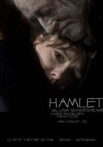 Hamlet, gaur eta hemen. Hamlet, gurea... ZUZENDARIA: - Ximun Fuchs