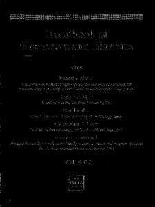 Handbook of Biosensors and Biochips