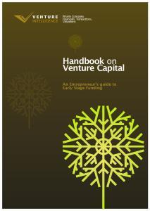 Handbook on Venture Capital