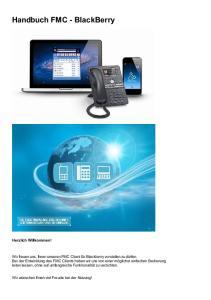 Handbuch FMC - BlackBerry