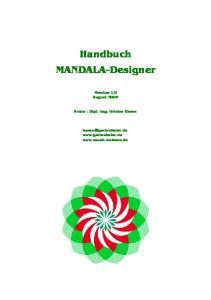 Handbuch MANDALA-Designer