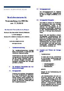 Handelsvertreterrecht Veranstaltung der IHK Ulm am