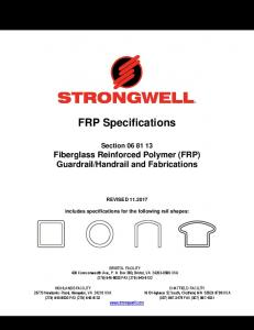 Handrail and Fabrications REVISED
