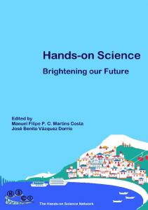 Hands-on Science. Brightening our future ISBN Edited by
