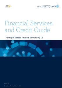 Hannagan Bassett Financial Services Pty Ltd