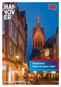 Hannover from its best side!