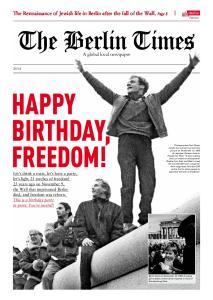 Happy Birthday, Freedom!
