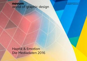 Haptik & Emotion Die Mediadaten 2016
