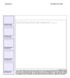 Hard landing; thorough inspection - page 10
