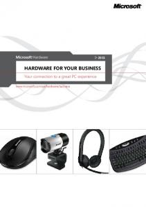 HARDWARE FOR YOUR BUSINESS