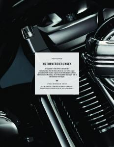 HARLEY-DAVIDSON MOTORVERZIERUNGEN