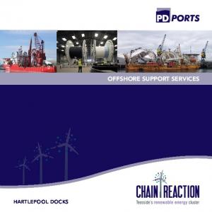 HARTLEPOOL DOCKS OFFSHORE SUPPORT SERVICES