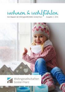 Harz Ausgabe